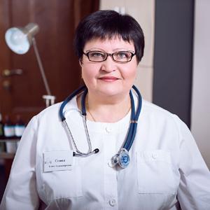 Седова Елена Александровна - Семейный врач, терапевт, кардиолог, гастроэнтеролог. г.Киев