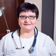 Семейный врач, терапевт, гастроэнтеролог, кардиолог Седова Елена Александровна